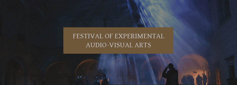 Festival of experimental audio-visual arts